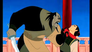 Image result for shan yu mulan