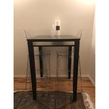 Counter Height Square Dining Table Aptdeco