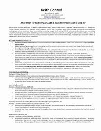 Sample Resume Architect Project Manager New Architect Cover Letter
