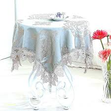 bedside table cloth round oilcloth tablecloth circular tablecloths luxury side cloths small b bedside table cloth