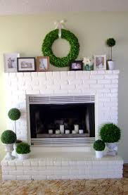 Renovate Brick Fireplace Fireplace Compact Reface Brick Fireplace Before And After Find
