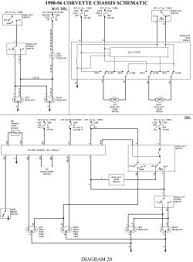 repair guides wiring diagrams wiring diagrams autozone com 1985 corvette horn wiring diagram corvette chassis schematic click image to see an enlarged view