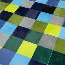 blue and green rug in stock pixel patchwork rug greens blues cool tones squares blue green blue and green rug
