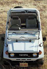 Toyota Global Site | Land Cruiser | Model 70 Series_01