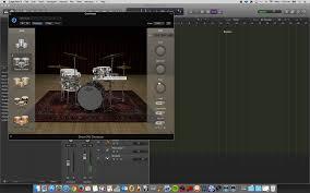 Drum Kit Designer Online Creating Realistic Drum Sounds With Logic Pros Drum Kit