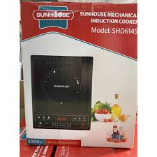 Bếp điện từ Sunhouse SHD6145 giá cạnh tranh
