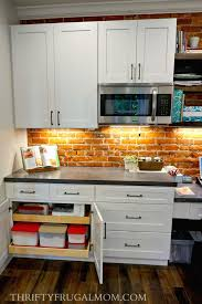 Kitchen Cabinets Remodel Inspiration Budget Friendly Classic White Kitchen Remodel All The Details
