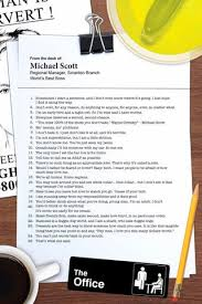 posters for the office. Michael Scott\u0027s Office Poster, Inspired By The Posters For