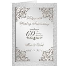 diamond wedding gifts on zazzle Diamond Wedding Cards And Gifts glitter 60th diamond wedding anniversary card Wedding Anniversary Gifts by Year