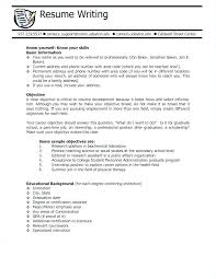 How To Make Resumes Build My Own Resume How Make Resume For Job