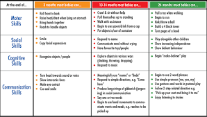 Child Support Chart Bc Bcacdi The Bc Association For Child Development 3 Steps