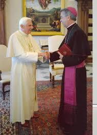 Pope appoints Birmingham native Archbishop Joseph Marino to ...