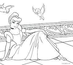 Coloring Pages Printable Princess Free Coloring Pages Printable