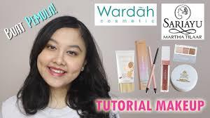 tutorial makeup natural untuk pemula