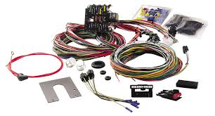 painless performance 1954 68 cadillac wiring harness 21 circuit 1968 Mustang Wiring Diagram at Complete Wiring Harness 68 Mustang