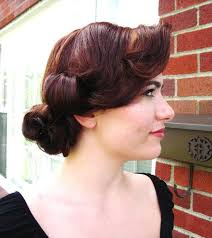 vine prom retro inspired prom formal hair makeup tutorial you