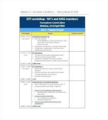 Training Templates For Word Proposal Schedule Template Training Schedule Template Excel