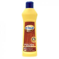 <b>Очиститель</b>-<b>полироль EMSAL Для дерева</b>   Стройпарк