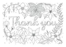 Thank You Coloring Sheets Awesome Thank You Cards Coloring Pages Diy
