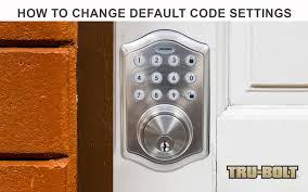 Schlage Combination Front Door Lock manual combination door locks