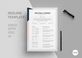 Elegant CV Template - Resumes