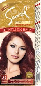 Samsol Hair Colors