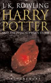 book 1 harry potter and the philosopher s stone cover art