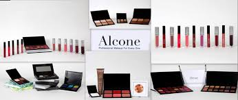 alcone at home s botanical foundation concealer eye shadows lipstick lip