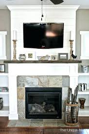 mounted tv over fireplace ideas beautiful above fireplace ideas best fireplace