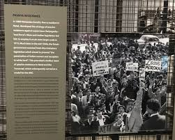 Letter From South Africa Apartheid Museum Shows How Fearless People