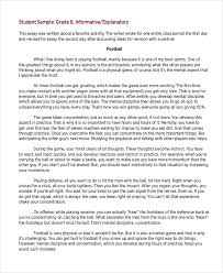 high school essay samples informative essays for high school