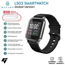 <b>Haylou LS02</b> 12 Sport Modes Smart Watch Fitness Tracker Global ...