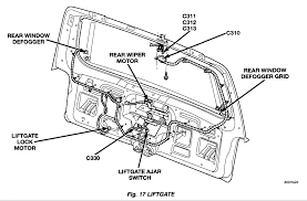 2006 jeep commander lift gate wiring diagram wiring library rear window defrost doesn t work relay works because i can graphic 2006 jeep commander lift gate wiring diagram