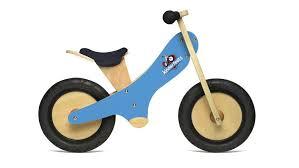 kinderfeets classic wooden balance bik
