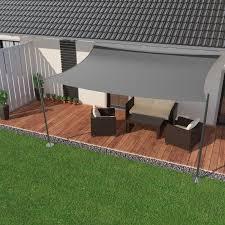 Premium Sonnensegel F R Terrasse Garten Balkon Ibizsail Uv