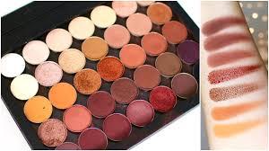 makeup geek palette talk through swatches hannah renée