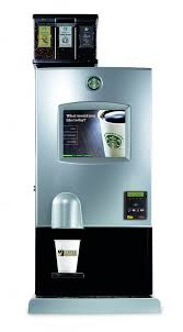 Starbucks Vending Machine Fascinating Coffee Vending Machine Coffee Ambassador San Diego