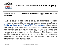 The average american national insurance company salary ranges from approximately $29,352 per year for customer service representative to $63,335 per year for insurance advisor. American National Insurance Company Ppt Download