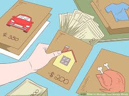 3 Ways To Manage Your Money Wisely Wikihow