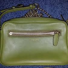 Coach Legacy Leather Flight Bag 25362