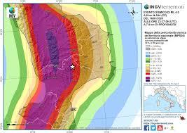 Terremoto Catanzaro 17 Gennaio 2020 – Rete Meteo Amatori