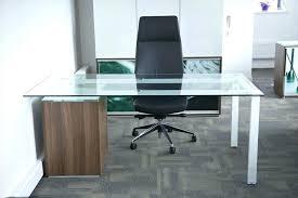 executive glass office desk. Modern Glass Office Desk Executive Solution 4 . E