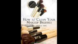 How to Clean your Makeup <b>Brushes</b> - My Simple Tips - <b>Bobbi Brown</b> ...