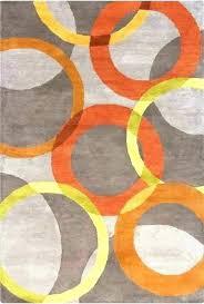 blue gray orange rug orange and gray area rugs luxurious orange and grey area rug orange