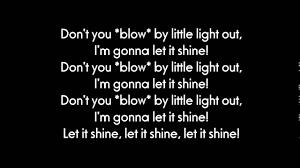 Guiding Light 7 Little Words This Little Guiding Light Lyrics