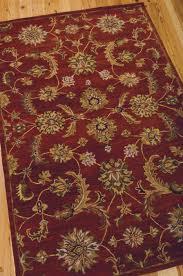 nourison india house ih83 brick rug