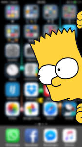 Simpsons Wallpaper For Bedroom Homer Simpson Wallpaper For Iphones Get High Quality Bigface