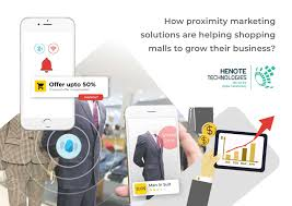 Proximity Marketing How Proximity Marketing Solutions Are Helping Shopping Malls To Grow