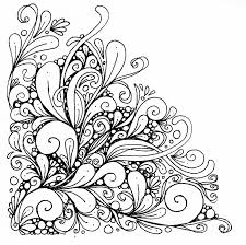 Small Picture Flower Mandala Coloring Pages glumme