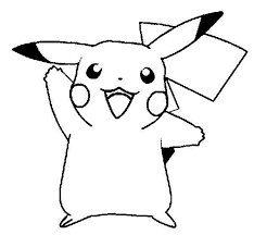 Pokemon Pikachu Coloring Pages 338 Free Printable Coloring Pages